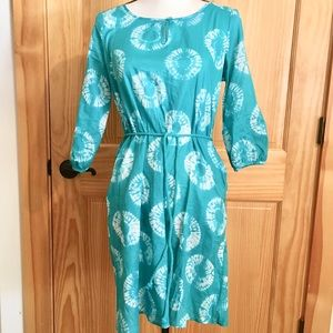 CALYPSO St. Barth for Target Teal Dress